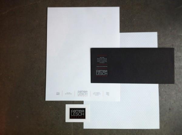 Branding, Stationery Design, Gracious Brands