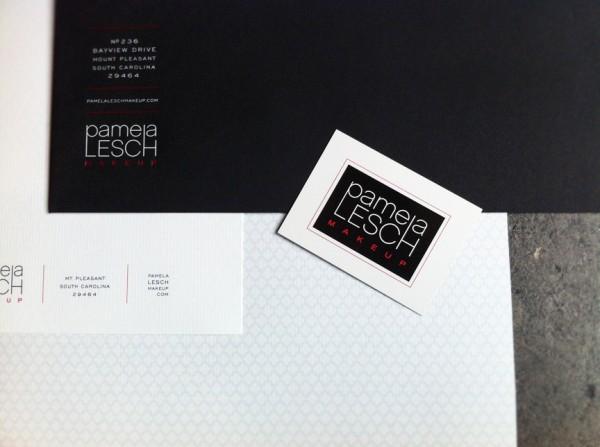 Branding, Gracious Brands, Stationery Design