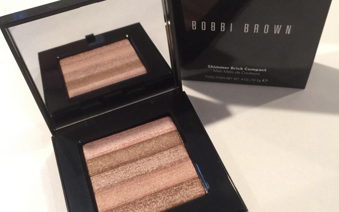 What I Use: Bobbi Brown Shimmer Brick