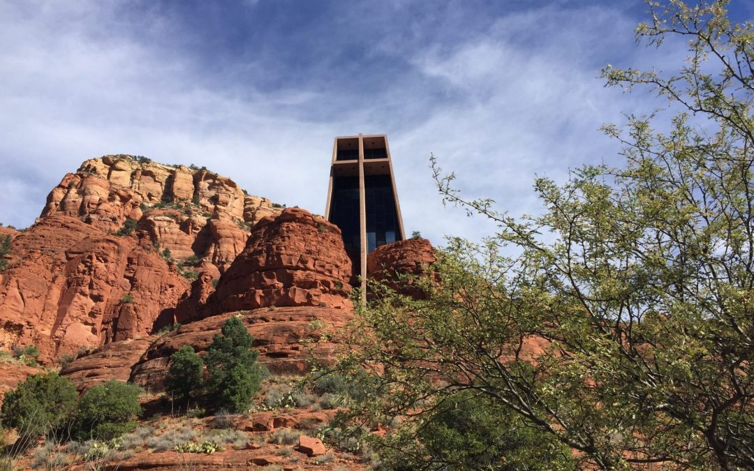 Spiritual Vortexes in Sedona: Chapel of the Holy Cross
