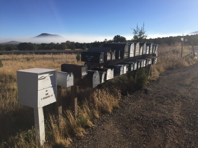 Mailboxes of Arizona