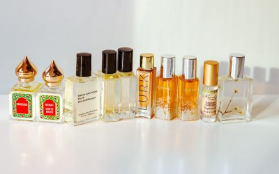 Fragrance Friday: Fall into Perfumed Oils